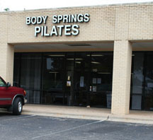Body Springs Studio building